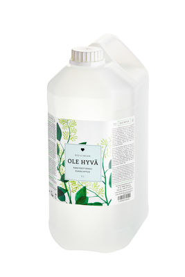 Sanitary Wash – Eucalyptus 5000 ml Canister