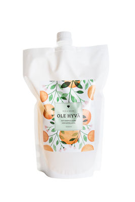 Dishwashing – Blood Orange  1200 ml Refill bag