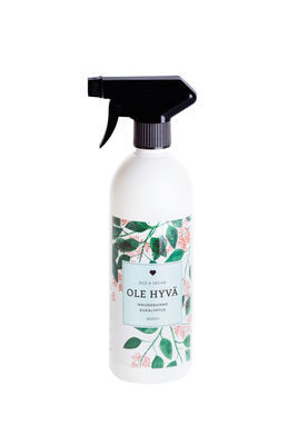 Window spray – Eucalyptus 600 ml Bottle