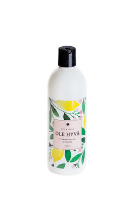 Laundry – Lemon 600 ml Bottle