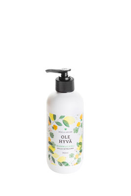 Shower Gel – Cloudberry-Lemon 350ml Bottle