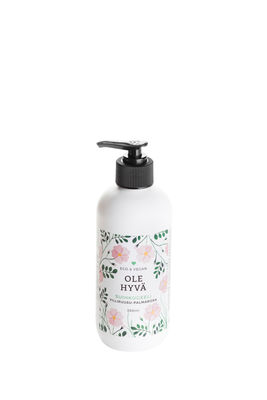 Shower Gel – Wild Rose 350ml Bottle