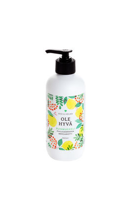 Shower Gel – Rowanberry Bergamot