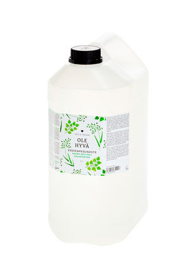 Unscented-Handwash 5000 ml Canister