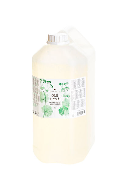 Oat Xylitol Conditioner Unscented 5000 ml Canister